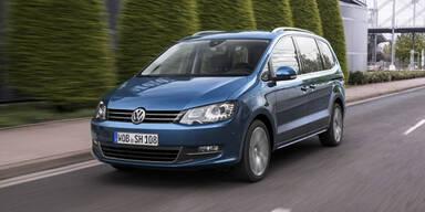 """""""Neuer"""" VW Sharan im Fahrbericht"""
