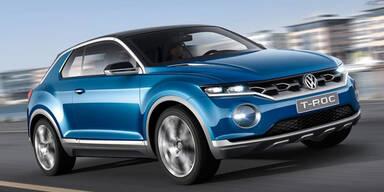 Neues Mini-SUV: VW greift Opel Mokka an