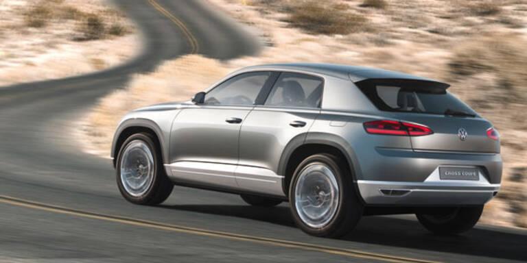 VW plant kleine SUVs auf Polo- & Up!-Basis