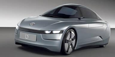 VW will einsitziges Elektroauto anbieten