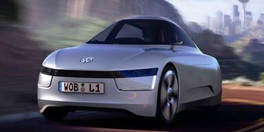VW stellt ein neues 1-Liter-Auto vor