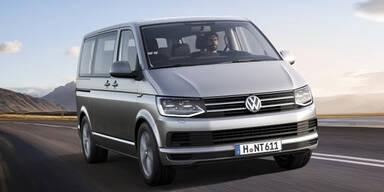 Das kostet der neue VW Bulli (T6)
