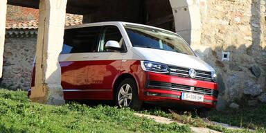 VW Multivan 2.0 TDI 4Motion im Test