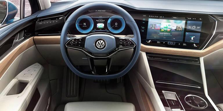 Was VWs vernetzte Autos können sollen