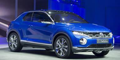 VW gibt Ausblick auf sein Polo SUV