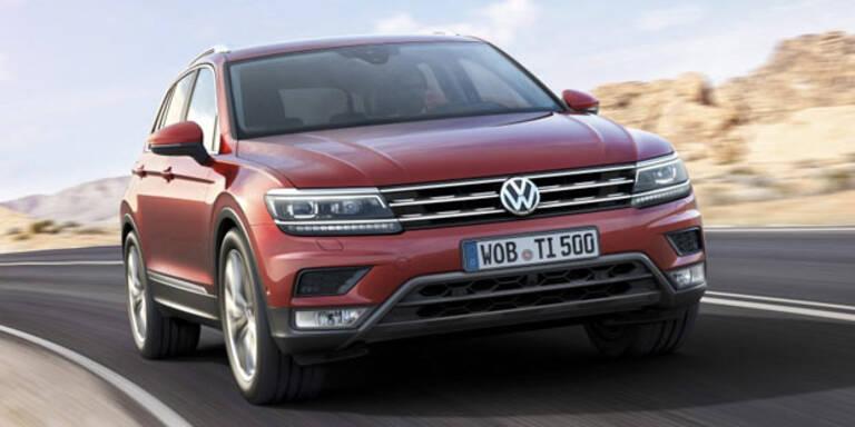 Alle Infos vom neuen VW Tiguan