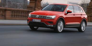 Der neue VW Tiguan im Test