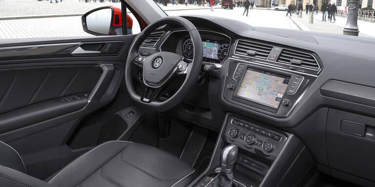 VW greift mit neuen Top-Navis an