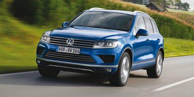 """Neuer"" VW Touareg im Fahrbericht"