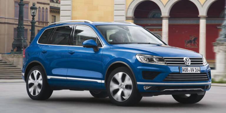 """Das kostet der """"neue"""" VW Touareg"""