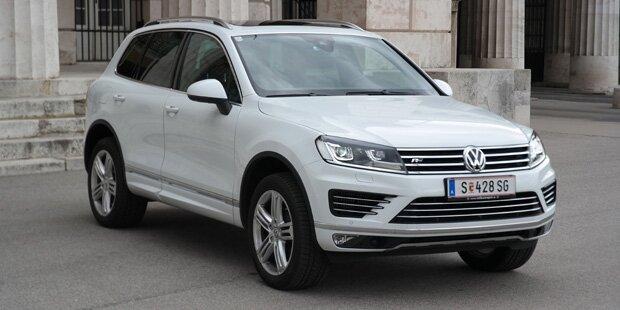 """""""Neuer"""" VW Touareg V6 TDI im Test"""