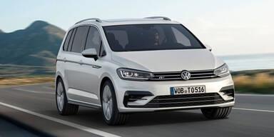 So fährt sich der neue VW Touran