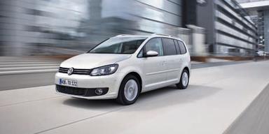 Jetzt startet der neue VW Touran in Österreich