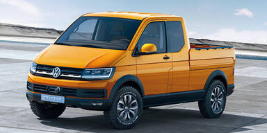 So kommt der neue VW Bulli (T6)