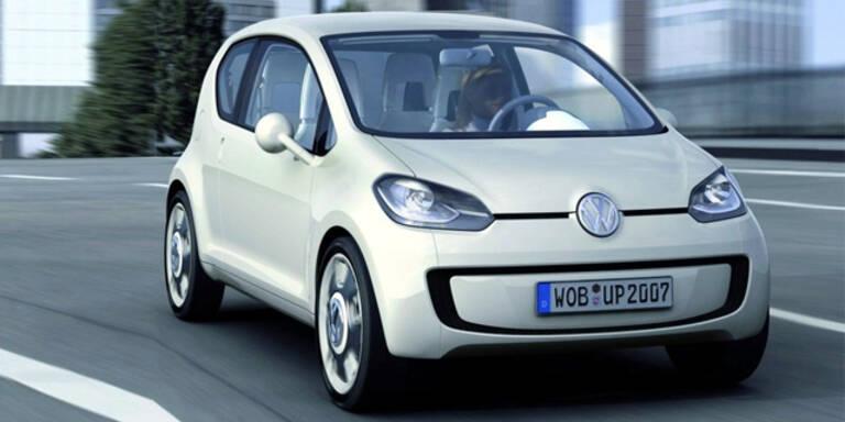 VW up! kommt erst 2011
