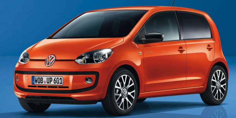 VW bringt den Groove Up! an den Start
