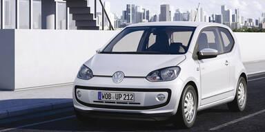 VW up! - Weltpremiere auf der IAA 2011
