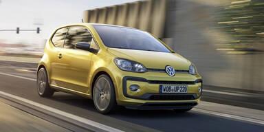 VW verpasst dem Up! ein Facelift