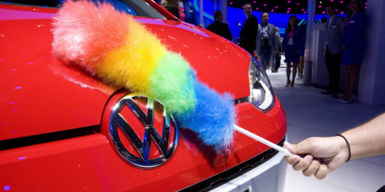 Verkaufsrückgang für VW am US-Markt
