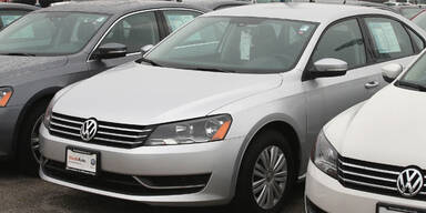 VW hat Abgastests manipuliert