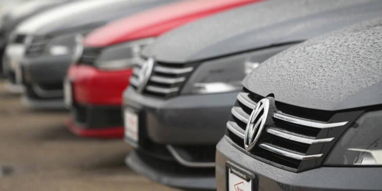 VW stoppt Verkauf von Diesel-Autos
