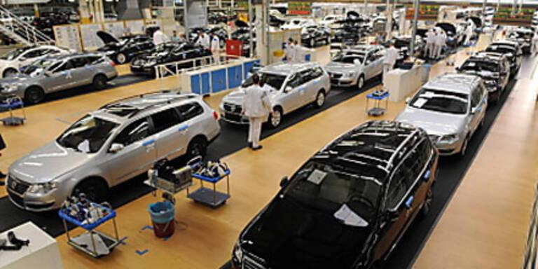 VW-Baukastensystem nach dem Lego-Prinzip
