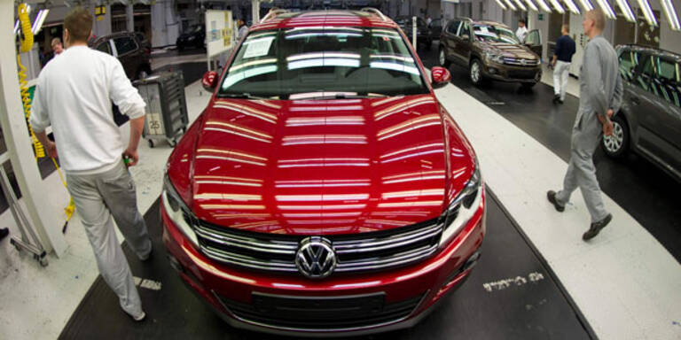 Abgasskandal: VW lässt sich mit Bericht Zeit