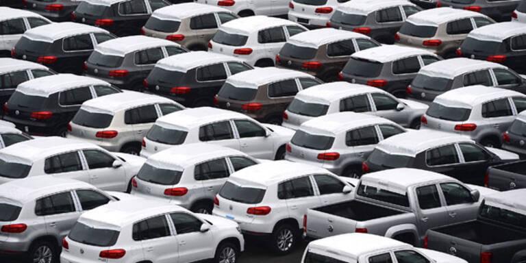 VW hat GM beim Absatz überholt