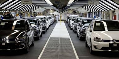Die meistverkauften Autos Österreichs