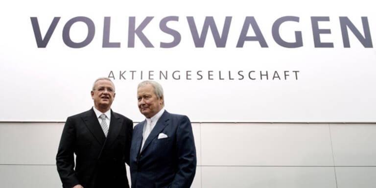 VW-Neustart ohne Ferdinand Piech