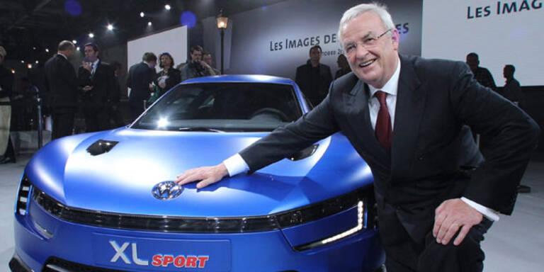 VW nimmt Kurs auf Allzeitrekord