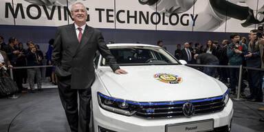 VW-Chef ist gegen weitere Zukäufe