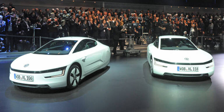 VW-Konzernabend auf dem Genfer Autosalon