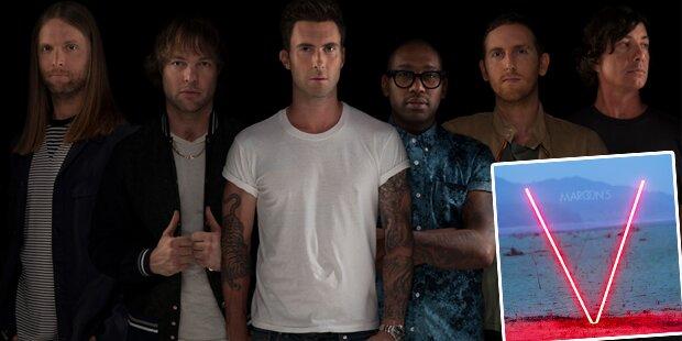 Maroon 5 begeistern mit