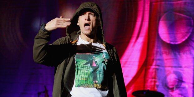Eminem: Neues Album noch heuer?