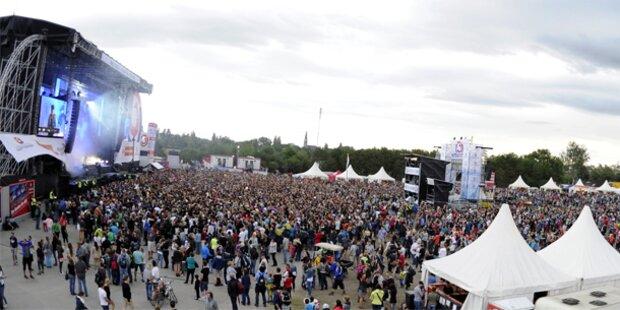 Startschuss für das Donauinselfest