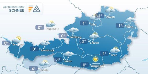 Der Antenne Salzburg Wettertrend