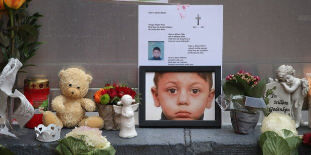 Lebenslange Haft für Kindermörder Silvio. S.