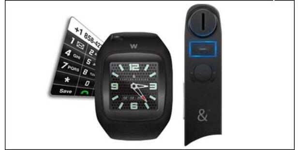W PhoneWatch: Der LG GD910-Gegner