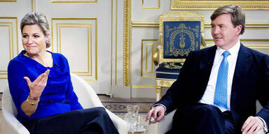 Willem-Alexander & Maxima