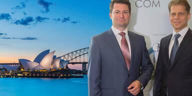Sydney Opera House waagner-biro.com