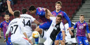 WAC will mit Sieg ZSKA Moskau schocken