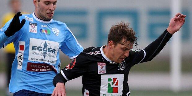 4:3! Hartberg mit Sensationssieg gegen WAC