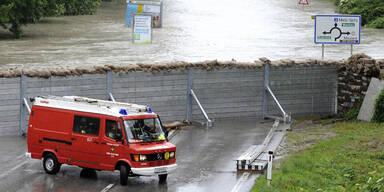 Hochwasser-Scheitel in der Wachau erwartet