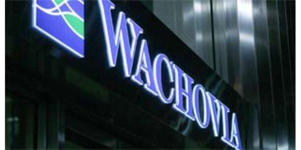 Citigroup übernimmt Wachovia