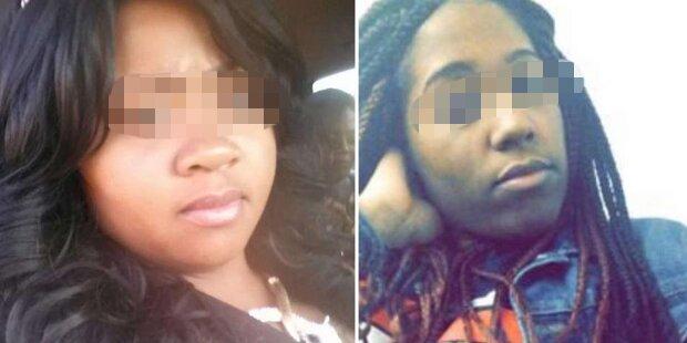 Schwangere aufgeschlitzt und Baby gestohlen