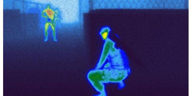 Wärmebildgerät aus Bundesheerauto gestohlen