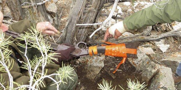 Rätsel um 132 Jahre altes Gewehr