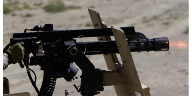 Iranische Waffen in Afghanistan gefunden