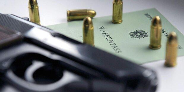 Österreicher haben fast 1 Million Waffen